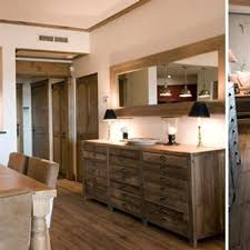 cuisine style montagne cuisine style chalet cuisine bois style chalet aulnay sous bois