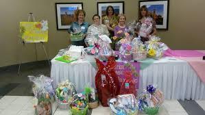 easter baskets for sale easter basket and bake sale at methodist charlton a success
