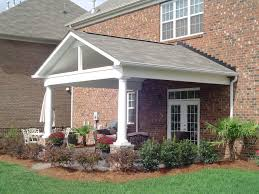 covered porch plans inspire home design