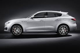 maserati black 4 door 2017 maserati levante revealed in full