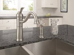 Moen Kitchen Faucet Repairs by Kitchen Faucet Lowes Kitchen Faucets With Wastafel For More
