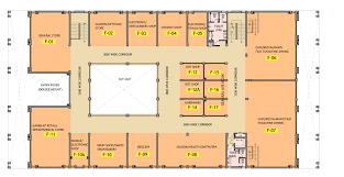 Fast Food Restaurant Floor Plan Jaypee Greens