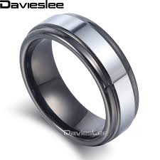 cincin tungsten carbide pernikahan cincin boy beli murah pernikahan cincin boy lots from
