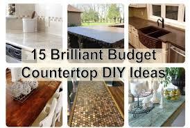 cheap diy kitchen ideas modern diy kitchen countertops ideas diy countertops wood rustic