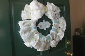 Diaper Cake Directions How To Make A Diaper Wreath With Instructions 30 Ways Guide