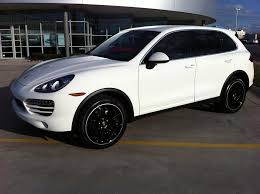 porsche cayenne black wheels 21 sportdesign vs turbo ii wheels page 2 rennlist porsche
