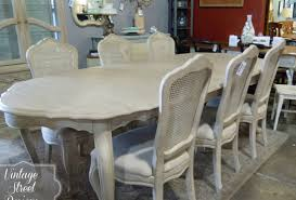 Dining Room Furniture Dining Charming Vintage Italian Round Dining Room Furniture