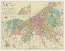Map Of Ohio by Redlining Maps Maps U0026 Geospatial Data Research Guides At Ohio