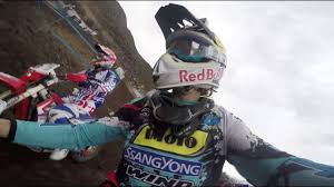 motocross helmet red bull benjamín herrera red bull los andes 2017 pov youtube