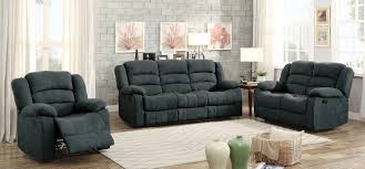 Leather Reclining Sofa Set by Sofas Center Grey Leather Reclining Sofa Setgray Gray And