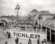 amusement park collectibles ebay