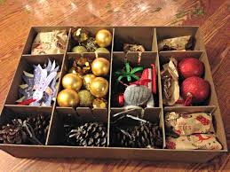 Christmas Ornament Storage Boxes Cardboard by 82 Best Christmas Storage Images On Pinterest Christmas
