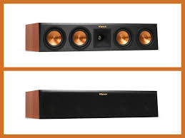 klipsch reference home theater system klipsch reference premiere series rp 440c center speaker