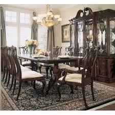 american drew cherry grove china cabinet american drew cherry grove 10 piece dining room set in antique