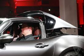 mazda 3 convertible mazda unveils the mx 5 rf a miata with a gorgeous targa top the