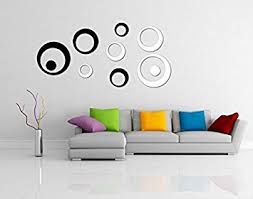 3d Wallpaper For Home Wall India Buy Incredible Gifts 3d Wall Art Stickers For Living Room Art