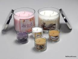 bath and body works candles belleza kisses