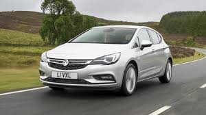 2017 vauxhall astra review top gear