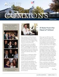 march 2016 cca alumni commons by cape cod academy issuu