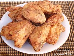 fried chicken kfc style fauzia u0027s kitchen fun