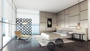 Unique Contemporary Bedroom Designs Black Curtain Closed Glass - Contemporary bedroom design photos