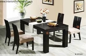Modern Dining Room Sets Miami Modern Dining Room Tables Dining Tables