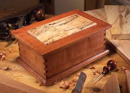 Good Woodworking Magazine Download by Aw Extra 3 7 13 Treasured Wood Jewelry Box Popular Woodworking