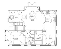 basic home floor plans make your own blueprint how to draw floor plans