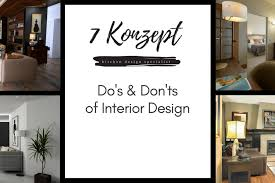 home design do s and don ts the dos and donts of interior design in singapore