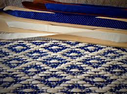 How To Make A Rag Rug Weaving Loom Quiet Friday Five Rosepath Rag Rugs U2013 Warped For Good