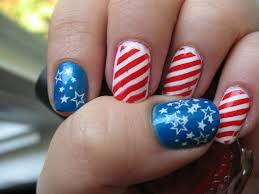 22 extraordinary patriotic nail art u2013 slybury com