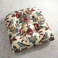 seat cushions indoor u0026 outdoor chair cushions pier 1 imports