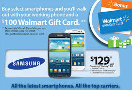 best black friday smartphone deals walmart black friday full ad leaked galaxy s3 unreleased samsung