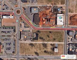 Maps Okc Maps 3 Modern Streetcar Construction Update City Of Okc