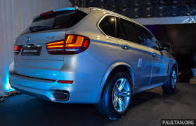 f15 bmw x5 xdrive40e m sport plug in hybrid suv launched in