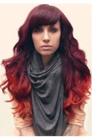 Light Burgundy Hair New Black Hair Trends Hair Style And Color For Woman
