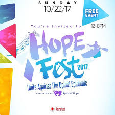 hopefest now donating a portion of the proceeds to american red