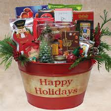 christmas basket grown up gift baskets gift baskets don t to be just for kids