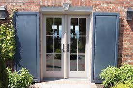 Traditional Exterior Doors Door And Shutter Detail