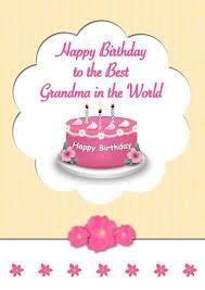 printable birthday card decorations grandma birthday cards my free printable cards com printable