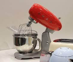 smeg appliances at kbis retro renovation retro modern appliances