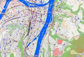 Koblenz Germany Map by City Maps Koblenz