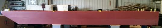 Barge Draft Tables Project Progress Towboattour