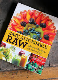 raw food cookbook review u0026 giveaway