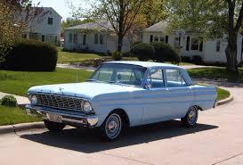1960 Ford Falcon Interior Curbside Classic 1964 Ford Falcon U2013 Plain And Simple