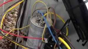 hard start capacitor wiring diagram gooddy org