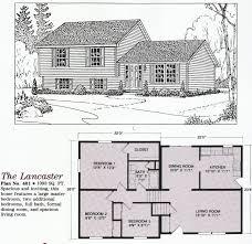split level modular home floor plans home plan