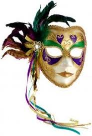 new orleans mardi gras mask check out deluxe venetian style masquerade mask with feathers