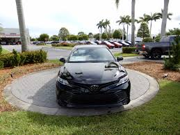 2018 new toyota camry le automatic at royal palm toyota serving