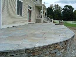 raised flagstone patio u2013 smashingplates us